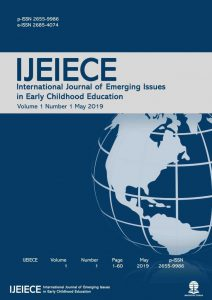 International Journal of Emerging Issues in Early Childhood Education